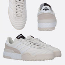 Alexander Wang Rubber Sole Lace-up Casual Style Blended Fabrics