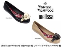 Melissa Open Toe Collaboration PVC Clothing Elegant Style