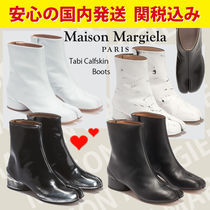 Maison Martin Margiela Leather Boots Boots