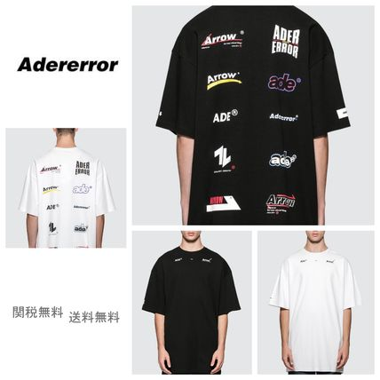 ADERERROR More T-Shirts Unisex T-Shirts