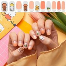 GELATO FACTORY Nail Stickers Hand & Nail Care