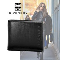 GIVENCHY Unisex Street Style Folding Wallets