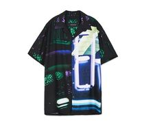 ANDERSSON BELL Shirts Street Style Short Sleeves Shirts 8