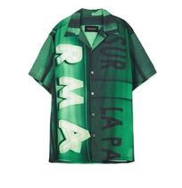 ANDERSSON BELL Shirts Street Style Short Sleeves Shirts 10