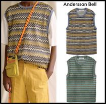 ANDERSSON BELL Street Style Vests & Gillets