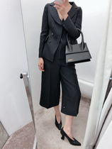 Christian Dior Plain Medium Culottes & Gaucho Pants