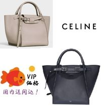 CELINE Big Bag 3WAY Elegant Style Shoulder Bags