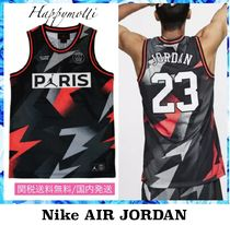 Nike AIR JORDAN Street Style Collaboration Tanks
