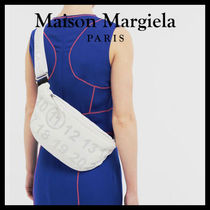 Maison Martin Margiela Casual Style Street Style 2WAY Shoulder Bags