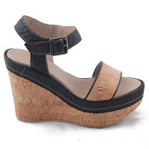 NAE Vegan Shoes Open Toe Casual Style Platform & Wedge Sandals