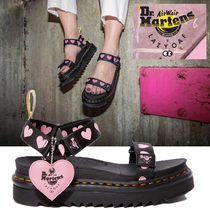 Dr Martens Heart Platform Casual Style Collaboration