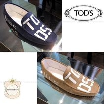 TOD'S Suede Shoes