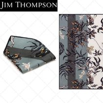 JIM THOMPSON Unisex Silk Other Animal Patterns Home Party Ideas