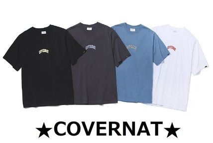 COVERNAT More T-Shirts Unisex Street Style Plain Home Party Ideas T-Shirts