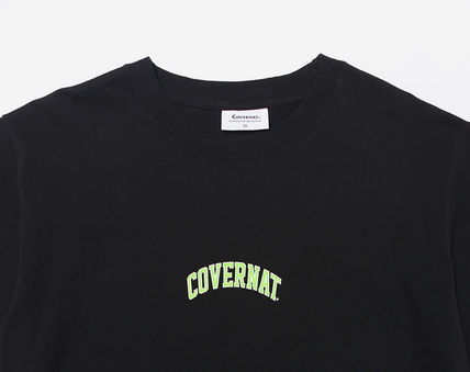 COVERNAT More T-Shirts Unisex Street Style Plain Home Party Ideas T-Shirts 3