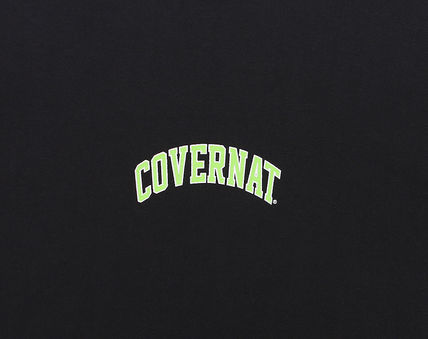 COVERNAT More T-Shirts Unisex Street Style Plain Home Party Ideas T-Shirts 5
