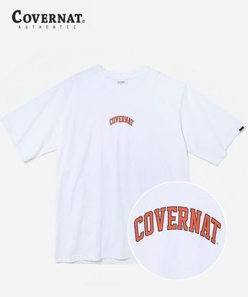 COVERNAT More T-Shirts Unisex Street Style Plain Home Party Ideas T-Shirts 16