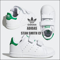 adidas STAN SMITH Unisex Street Style Baby Girl Shoes
