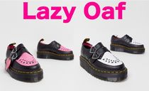 LAZY OAF Heart Street Style Collaboration Plain Party Style