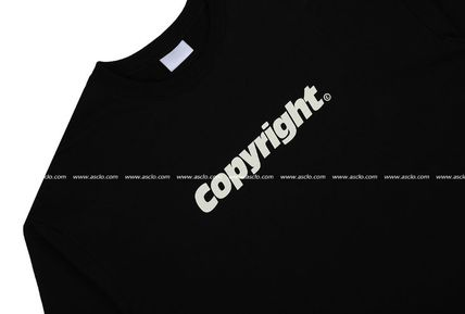 ASCLO More T-Shirts Street Style Cotton Short Sleeves Oversized T-Shirts 9