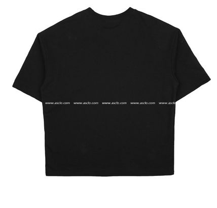 ASCLO More T-Shirts Street Style Cotton Short Sleeves Oversized T-Shirts 10