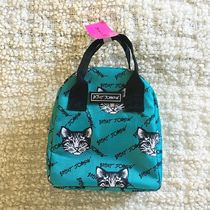 Betsey Johnson Betsey Johnson  Cat Lunch Insulated Tote