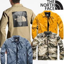 THE NORTH FACE Plain Coach Jackets Jackets