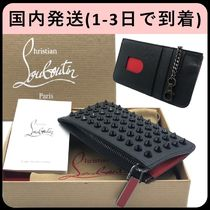 Christian Louboutin Studded Keychains & Holders