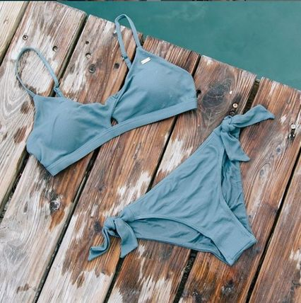 Plain Co-ord Swimwear