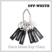 Off-White Keychains & Holders