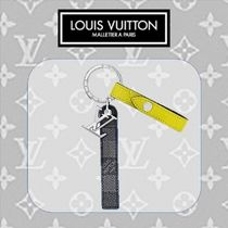 Louis Vuitton EPI Other Check Patterns Unisex Blended Fabrics Leather