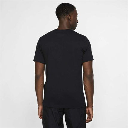 Nike More T-Shirts Street Style Collaboration Bi-color T-Shirts 5