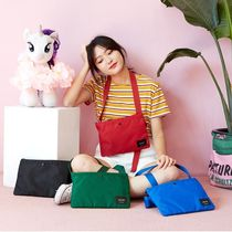 Funnymade Casual Style Unisex 3WAY Plain Shoulder Bags