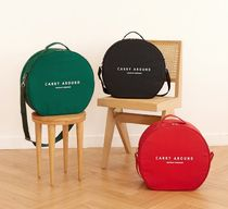 Funnymade Casual Style Plain Bags