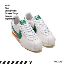 Nike CORTEZ Unisex Street Style Collaboration Sneakers