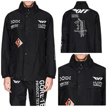 Off-White Collaboration Jackets