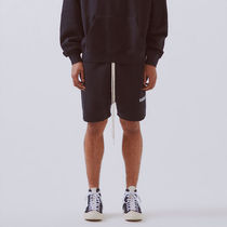 FEAR OF GOD ESSENTIALS Unisex Street Style Plain Cotton Shorts