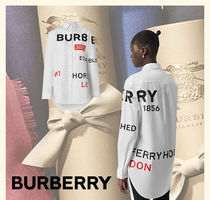 Burberry Casual Style Street Style Shirts & Blouses