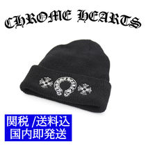 CHROME HEARTS CH CROSS Unisex Special Edition Knit Hats