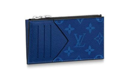 Louis Vuitton TAIGA Coin Card Holder