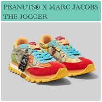 MARC JACOBS THE MARC JACOBS Casual Style Street Style Low-Top Sneakers