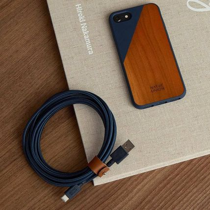 Plain Made of Wood Smart Phone Cases
