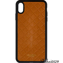 Ron Herman Flower Patterns Unisex Leather Handmade Smart Phone Cases
