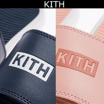 KITH NYC Faux Fur Street Style Plain Shower Shoes Shower Sandals