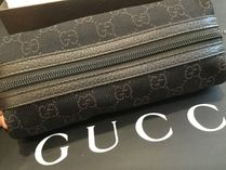 GUCCI Unisex Pouches & Cosmetic Bags