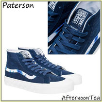 PATERSON Street Style Collaboration Sneakers