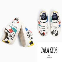 ZARA Unisex Collaboration Baby Girl Shoes
