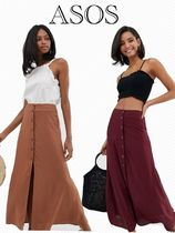 ASOS Pencil Skirts Casual Style Plain Long Home Party Ideas