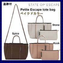 State of Escape 2WAY Handmade Totes