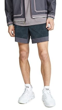Street Style Collaboration Shorts